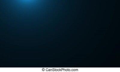 scintillement, lumière soleil, bleu, 1920x1080, hd, fond, noir