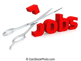 Scissor and jobs