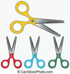 scissors collection