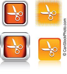 scissors  icons.