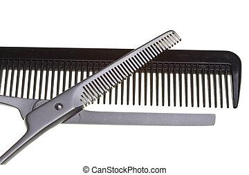 Scissors, Thinning shear