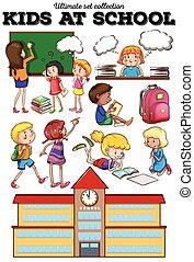 scolari, cultura