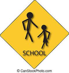 scolari, segno