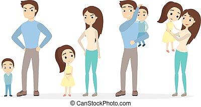 Scold and praise parents.