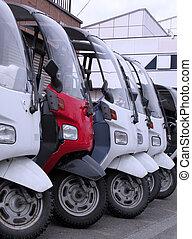 scooter, fila