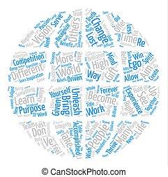 scopo, concetto, parola, testo, alto, fondo, nuvola