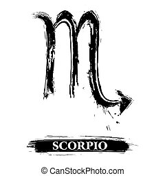 scorpio, シンボル
