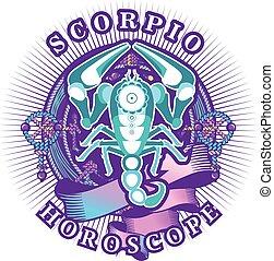 scorpio, 黄道帯, 印