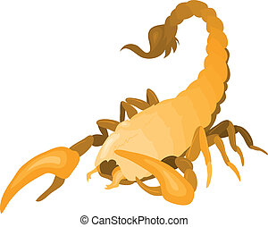 Scorpio is the sign of the zodiac.