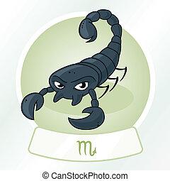 scorpion, signe