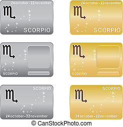 scorpion, zodiaque, signe.