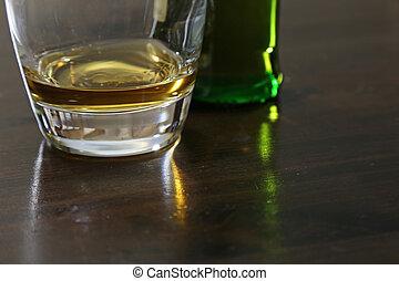 Scotch in a Tumbler