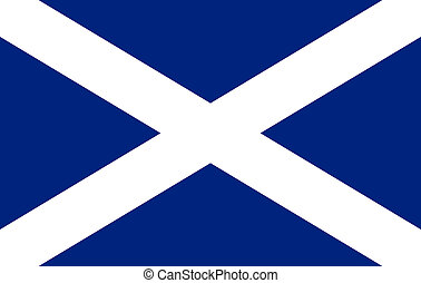 Scotland flag - Scotland national flag