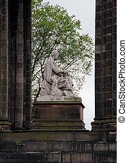 scott, monument