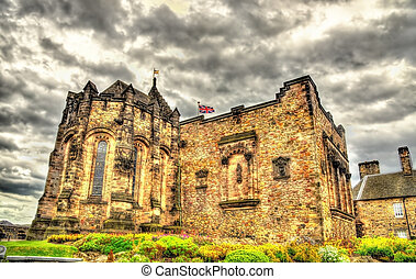 Scottish National War Memorial in Edinburgh Castle