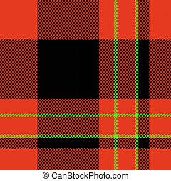 Scottish tartan plaid - Tartan Scottish plaid material...