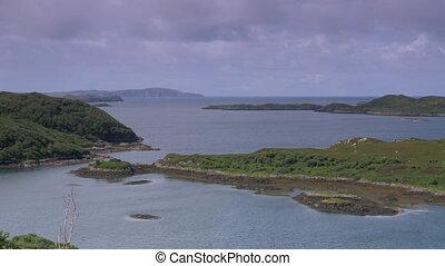 Scottish West Coast Lake Land - Native Version - Native...