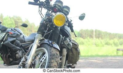 Scrambler Motorcycle 05