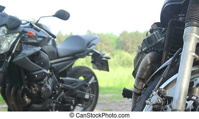 Scrambler Motorcycle 06