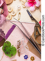 Scrap details - Scrapbooking craft materials, scrap paper, ...