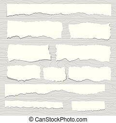 Scrap Paper Vector Clipart Royalty Free 17 565 Scrap Paper Clip Art