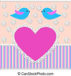 scrapbook birds