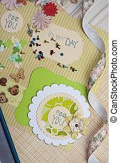 scrapbooking 61(5).jpg - hand made scrapbooking post card...