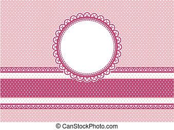 scrapbooking frame background