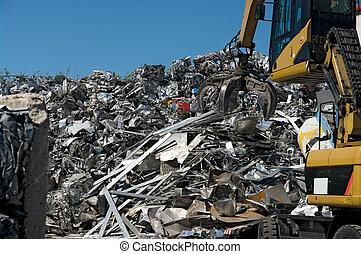 scrapyard, ansicht