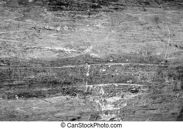 Scratch background - Black and white scratches abstract...
