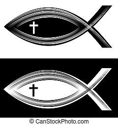 scratchboard, cristiano, fish