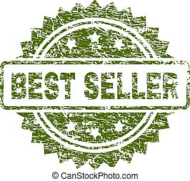 Scratched Textured BEST SELLER Stamp Seal