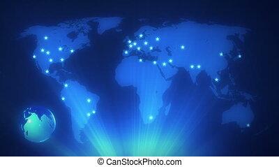 scren, mondiale, communication