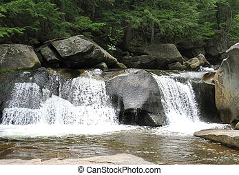 screw auger falls in new hampshire