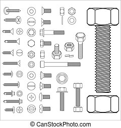 screw set - screw