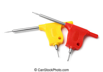Screwdrivers for repair of mobile devices