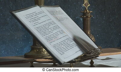 scripture in chapel of holy sepulcher