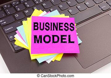 scrittura, affari, modello, testo, fatto, in, ufficio, primo piano, su, computer portatile, keyboard., concetto affari, per, digitale, marketing, amministrazione, strategia, officina, su, il, sfondo nero, con, spazio copia