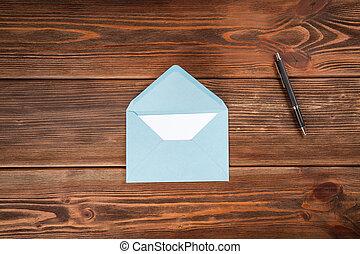 scrittura lettera