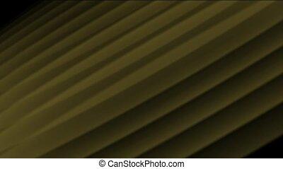 scroll panel in space, velvet