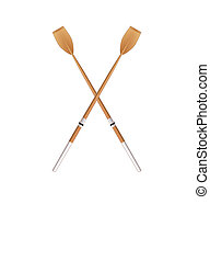 scull, paddle