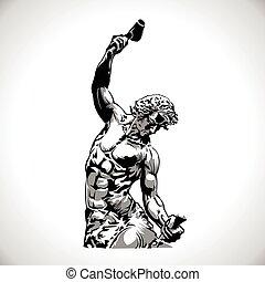 Sculptor Illustration