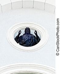 Sculpture Jesus Christ - The sculpture Jesus Christ is...