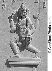 Sculpture of Lord Shiva