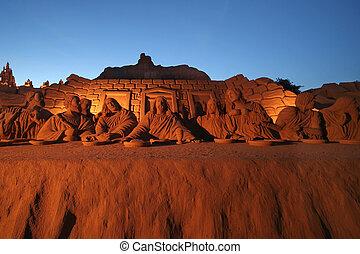 sculpture sable