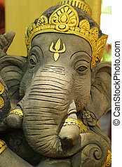 Sculpture Statues - Ganesh.