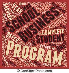 scuola, concetto, affari, testo, 1, wordcloud, harvard, fondo