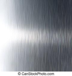 scuro, acciaio inossidabile, struttura