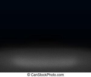 scuro, luce, macchia, stanza, pavimento