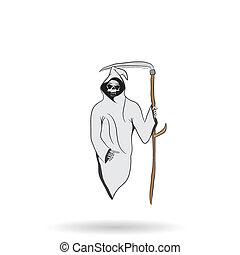 scytheman, 死